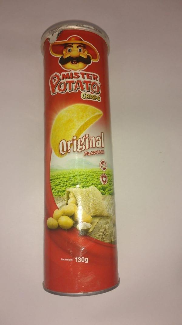 Mr  Potato Original Flavour
